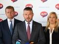 Hlas-SD chce predčasne ukončiť volebné obdobie Matovičovej vlády: Strana spustila anketu