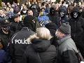 VIDEO Takto to dnes vyzeralo na protestoch v regiónoch: Odmietanie nosenia rúšok a jasná výzva vláde