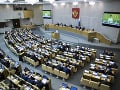 Návrh doživotnej imunity pre ruských exprezidentov prešiel v Dume prvým čítaním
