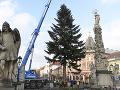 KORONAVÍRUS V centre Košíc pribudla jedľa biela: O vianočných trhoch zatiaľ nerozhodli