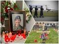 Posledná cesta českej vojačky: Odkazy do neba, ktoré trhajú srdce! Dojatá rodina, bolesť sa nedá opísať