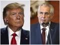 Český prezident má jasno: Trump by to mal vzdať, nebyť trápny a umožniť Bidenovi ujať sa funkcie