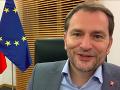 Premiérovi van tajm nestačilo: Matovič zverejnil nové VIDEO! Haj evrybady, prihovára sa v angličtine