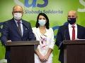 KORONAVÍRUS Sulík predstavil pandemický