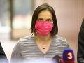 Ministerku Kolíkovú podporujeme vo všetkom, čo robí, odkázala SaS