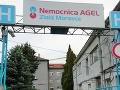 KORONAVÍRUS Nemocnica Zlaté Moravce aktuálne eviduje 12 pozitívne testovaných zamestnancov