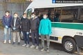 Pri Krupine sa objavili piati cudzinci z Afganistanu: Povyskakovali z kamióna
