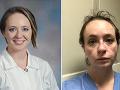 Zdravotné sestry zverejňujú selfie,