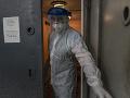 KORONAVÍRUS Ukrajina zaznamenala 8997 nových prípadov nákazy