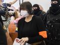 Zsuzsová sa tak skoro z väzby nedostane! VIDEO Nekompromisný verdikt súdu
