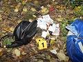 Polícia expresne objasnila krádež ruksaku z auta: Páchateľ vraj peniaze rozdal chudobným