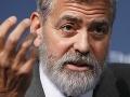 George Clooney sa oprel