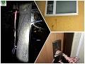 Nočné besnenie v Žiline: FOTO Polícia zabránila samovražde v poslednej chvíli, agresívna odplata!