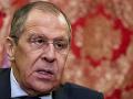 Západ hrubo zasahuje do vnútroštátnych záležitostí Bieloruska, myslí si Lavrov