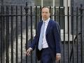 Britký minister zdravotníctva Matt