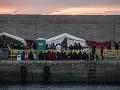 Kanárske ostrovy plné migrantov: Starostka má toho plné zuby, španielsku vládu prosí o pomoc