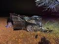 Hrozivá štatistika z Bratislavského kraja: Pri nehodách od začiatku roka zomrelo až 19 ľudí