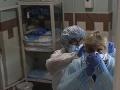 Koronavírus sa na Ukrajine