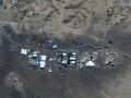 Satelitné snímky zachytávajú konflikt