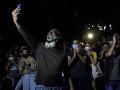 Protest umelcov na Kube