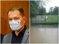 Matovič otvoril vlastnú rezervu: Peniaze posiela na škody po povodniach a do Vrútok, kde sa odohral útok