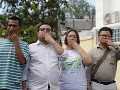 Thajská polícia si v pondelok predvolala lídrov prodemokratického hnutia