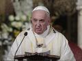 KORONAVÍRUS Pápež pre pandémiu zrušil tradičný predvianočný program