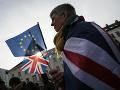 Brexit priniesol ďalší problém: Francúzsko neprijme dohodu o partnerstve EÚ s Britániou