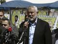 Nový vodca hnutia Hamas