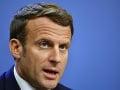 Prezident Macron mal pozitívny test na KORONAVÍRUS