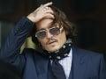 Johnny Depp dostal v
