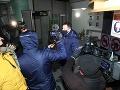 AKTUÁLNE Lučanského plánovaný výsluch: VIDEO NAKA zadržala bývalého policajného prezidenta