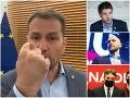VIDEO Matovič to s figou borovou na kamere poriadne roztočil: Náklad od opozície aj progresívcov