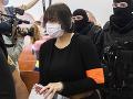 Najvyšší súd rozhodol: Alena Zsuzsová zostáva vo väzbe do 3. novembra