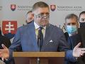 Fico reaguje na spor medzi Matovičom a Sulíkom: Ide o obyčajné divadelné predstavenie