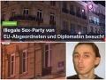 Šokujúce slová organizátora gay orgií v Bruseli: Sex bez kondómu, hosťami politici z celej Európy!