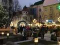 Najkurióznejšia krádež tejto zimy: V Piešťanoch z námestia niekto ukradol vianočný stromček!