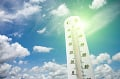 Prekvapivá zmena počasia: V sobotu na juhovýchode krajiny teplota presiahla 15 stupňov
