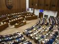 V parlamente bude opäť rušno: Poslanci majú schváliť rozpočet na budúci rok aj odobriť ústavné zmeny