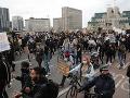 Tisícky ľudí vyšli do ulíc Londýna: Protestovali proti poľnohospodárskym reformám v Indii