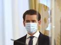 Rakúšan sa vyhrážal kancelárovi Kurzovi smrťou: Dostal pokutu 1000 eur