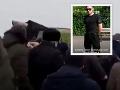 Pohreb teroristu (†18), ktorý odrezal v Paríži učiteľovi hlavu: V Čečensku je hrdina, výkriky Alláhu akbar