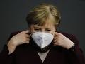 KORONAVÍRUS Merkelová a Spahn zvažujú v Nemecku sprísnenie epidemiologických opatrení