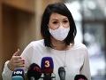 Cigániková sa obula do premiéra: Ostrá kritika! Matovič musí do funkcie dorásť
