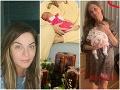 FOTO Europoslankyňa Beňová (52) si užíva materstvo: Sú chvíle, keď mi začína byť jedno ako vyzerám, priznáva