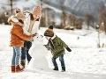 Hrozivé VAROVANIE meteorológov: Zabudnite na zimu so snehom, v tomto roku ho už ľudia zrejme nezažijú