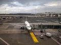 KORONAVÍRUS V Ríme pristálo prvé lietadlo s negatívne testovanými pasažiermi