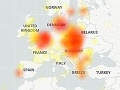 PRÁVE TERAZ Masívny výpadok Facebooku aj na Slovensku: Problémy má aj Messenger a Instagram