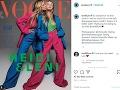 Heidi Klum a jej dcéra Leni spoločne pózovali na titulke Vogue Germany.