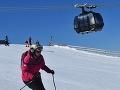Na Chopku sa vážne zranil lyžiar (26): Riskoval, zjazdovka nebola pripravená na prevádzku